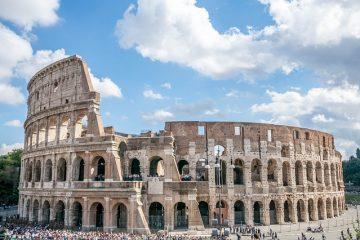Rome le colisée